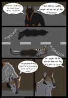 *Fight or Die* Chapter 1 Page 9 by LupusAvani