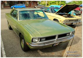 A Dodge Dart Swinger by TheMan268