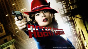 Agent Carter 1 - 2560x1440 by PugPrime