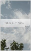 Stock Clouds by Azoz7
