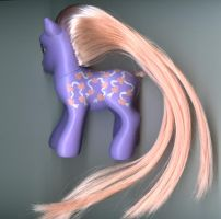 Custom MLP: Love Melody NDS by marienoire