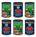 Moron Oil and Soylent Majority by StranniChel