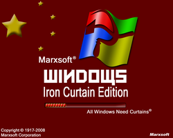 Marxsoft Windows: Iron Curtain by The-Camo