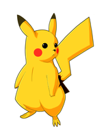 Pikachu by MAGAM88