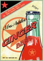 Ginger Beer Poster by funkydpression