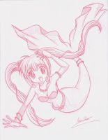 Mermaid Melody by Akenim