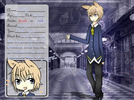 Project Anima: Andy by Aariesa-Adopts