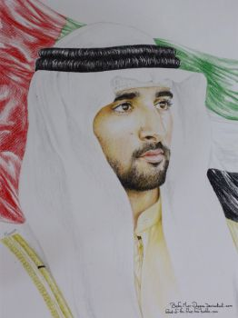 Sheikh Hamdan by Books-Music-Dragons