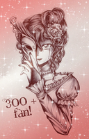 300 + Fan by TonkiPappero