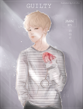 GUILTY Jimin Fan Art by ShizukaMapache