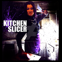 Kitchen Slicer by WolvyDesigns