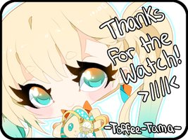 Thanks2 Copy by Toffee-Tama