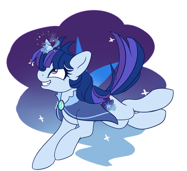 DTAContest-Aster by Waffleponypanda