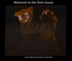 Welcome to the Dark Forest... by hynoryuu
