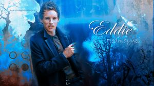 Eddie Redmayne wallpaper 17 by HappinessIsMusic