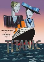 Titanic Paper Toy by PepperRules