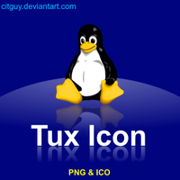 Tux Icon by CITguy