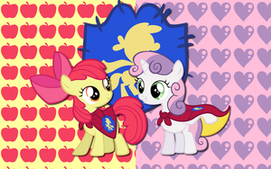Sweetie Bloom WP by AliceHumanSacrifice0