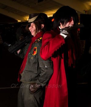 From Hellsing with love by D4RKPR1NCE-86