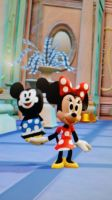 Classic Minnie Townspeople by Mileymouse101