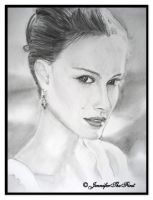 Natalie Portman - Early by JenniferTheFirst