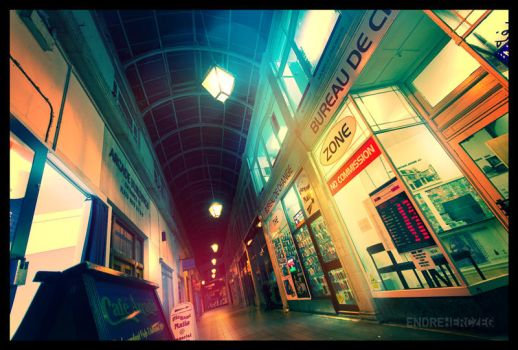 Imperial Arcade by nrg52