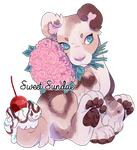 Vday Plush Dragon Auction 5 - CLOSED by stormcat