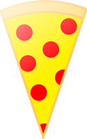 Pizza by SweetCreeper132PL