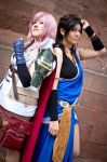 FFXIII - No time to lose by stormyprince