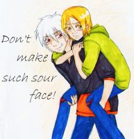 APH: PrusPol - Don't make such sour face! by AlienaxD