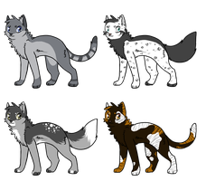 Point Adoptables 2 by Allizia