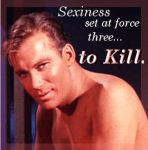 Kirk- Sexiness to Kill by TreeofKnowledge