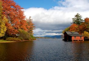 Squam Lake by GeraldWinslow