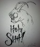 Holy Sh- by sbelmarsh