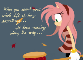 Amy Roses new life chapter 3 by sonamyANIMEluver