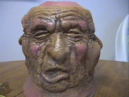 4 face old man latex base by BrittonsConcoctions