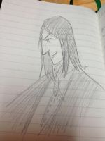 Snape Doodle 107 by dragoon811
