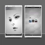 Black and White MIUI by shandness