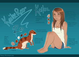 Kailee and Roo Reference by Daesiy