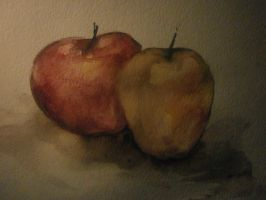 apples by AtMyHeart