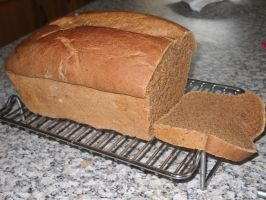 Mocha Bread by Bisected8