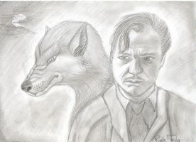 Remus Lupin by Ruth-Tay