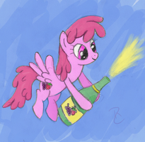 Flying Punch by ThisNameIsNotProfane