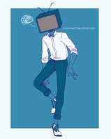 TV Head! by McSauces13