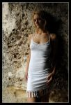 Samantha - white dress 2 by wildplaces