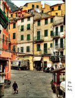 Old Town Italy by BaciuC