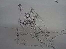 Aquaman in 7 min by dhbraley