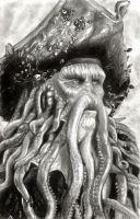 Davy Jones by Mirish