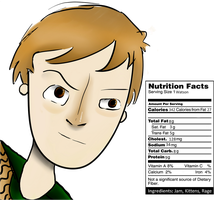 John Watson- Nutrition Facts by miscellaneousamateur