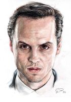 Andrew Scott by ChocolatinaChip